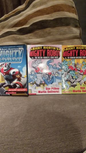 Ricky Ricotta's Mighty Robot for Sale in Whittier, CA
