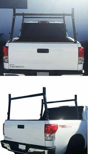 Brand new in box Universal set of 2 Cargo Ladder Truck Racks Width Adjustable 650lbs Capacity for Sale in Montebello, CA