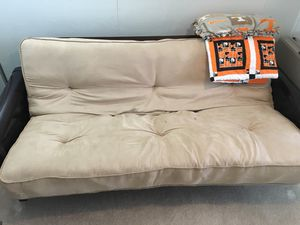 Wood frame futon for Sale in Lewisburg, TN