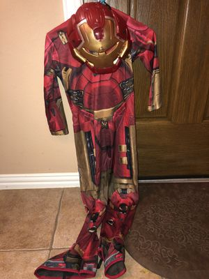 Iron man Halloween costume for Sale in Little Elm, TX