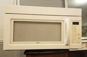 "Whirlpool Above Range Microwave 30"" (W) x 16 )"" (D) for Sale in Puyallup, WA"
