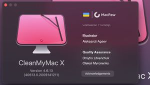 CleanMyMac X / clean your Mac correctly , before or after updating it for Sale in San Diego, CA