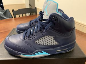 **VNDS **AIR JORDAN RETRO 5's FOR SALE for Sale in Olympia, WA