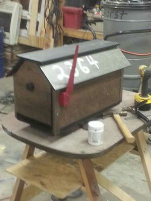 Hand crafted mailbox for Sale in Narvon, PA