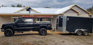 ARISING Enclosed trailer 6×12 for Sale in Wahneta, FL