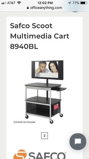 Multi Media Cart ( New) for Sale in Miami, FL