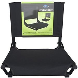 Cascade Mountain Tech New Lighter Weight CMT Stadium Seat with Aluminum Back NEW for Sale in Fort Lauderdale, FL