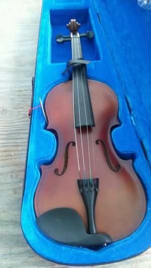 Brand new violin without pick-up for Sale in Reedley, CA