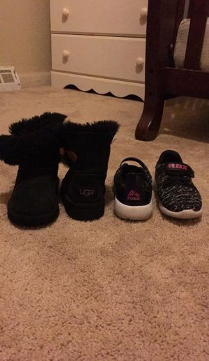 Toddler UGG Boots & Toddler Reg Shoes for Sale in Clarksville, TN