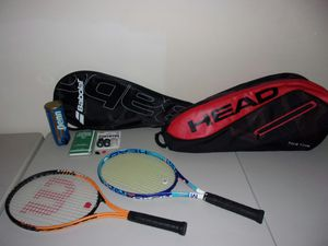 Tennis racket for Sale in St. Petersburg, FL