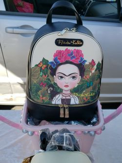 Frida Khalo Bag Pack 🎒 for Sale in Corona,  CA