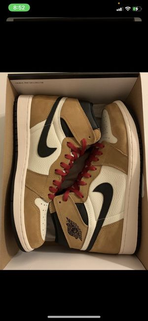 Jordan 1 rookie of the year for Sale in North Miami Beach, FL