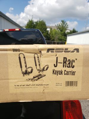 Kia Soul Rola Kayak Rack for Sale in College Grove, TN