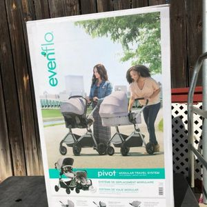 Evenflo Pivot Travel System for Sale in South Gate, CA