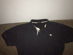 Burberry polo shirt for Sale in San Bernardino, CA
