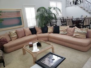 Sofa Couch - corner unit for Sale in Los Angeles, CA