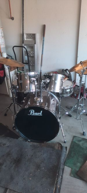 Pearl forum drums for Sale in Peoria, AZ