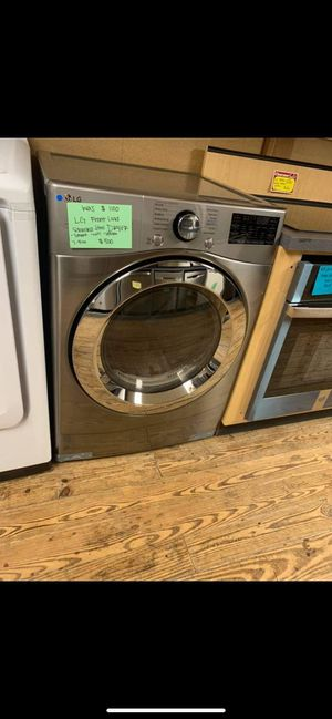 Brand New LG Stainless Steel Front Load Dryer for Sale in Moyock, NC