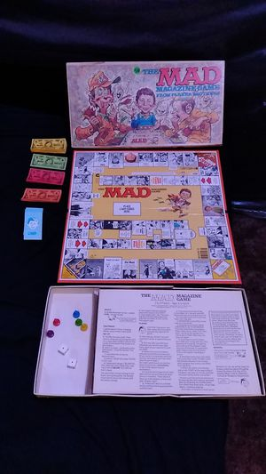 1979 MAD Magazine board game for Sale in Cleveland, OH