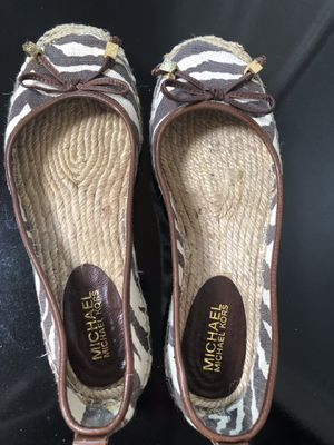 Michael Kors flats only worn twice! for Sale in Baton Rouge, LA