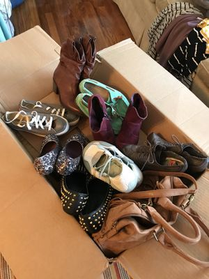 Shoes/purses (size 6-6.5) for sale! Box or individual for Sale in Nashville, TN
