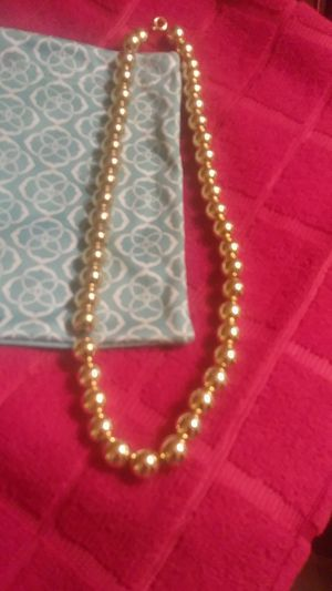 Vtg Gold Coated Hollow Beads for Sale in Beaumont, TX