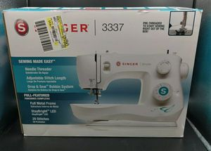 Singer 3337 Sewing Machine for Sale in Houston, TX