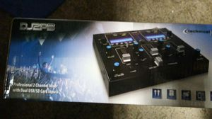 2 channel mixer with extra for Sale in Marysville, OH