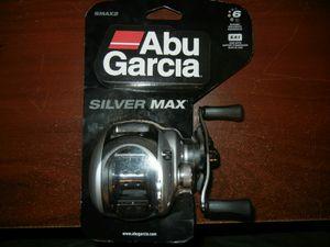 Abu Garcia Silver Max reel for Sale in Dallas, TX