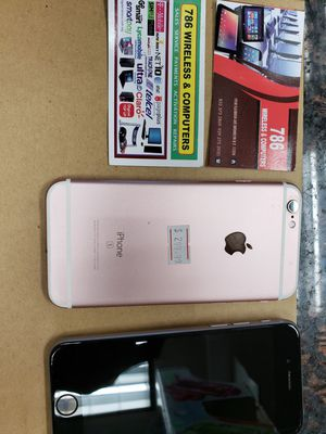 iPhone 6s 64GB Unlocked for Sale in Brooklyn, NY