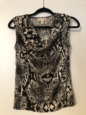 Michael Kors cowl neck blouse for Sale in Chesapeake, VA