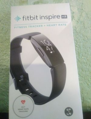 Fitbit inspire HR brand new in the box for Sale in Jacksonville, FL
