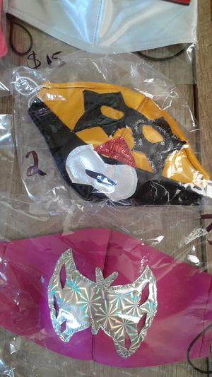 Mask/ mascaras for Sale in San Antonio, TX