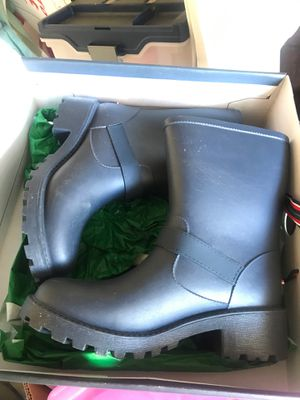 Rain boots Tommy H. Sz7 for Sale in Winchester, CA