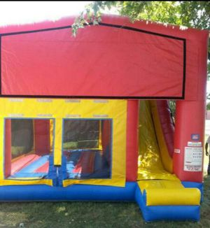 3&1 Basketball Hoop with Slide for Sale in Temple Hills, MD