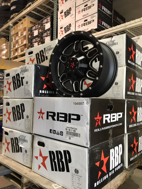 "5 18"" Jeep Wheels brand new in boxes"