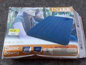 Intex Full Size Air Mattress NEW for Sale in Houston, TX