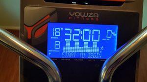 Yowsa Programmable Elliptical Machine for Sale in Alexandria, VA