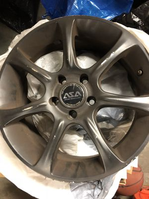"Asa 17"" Rims for Sale in Boston, MA"