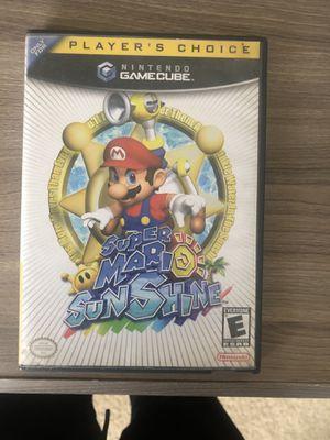 Super Mario Sunshine Nintendo GameCube for Sale in Chula Vista, CA