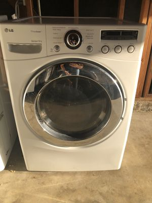 LG Washer and Gas Dryer for Sale in Orange, CA