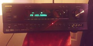 Onkyo Receiver for Sale in Commerce City, CO