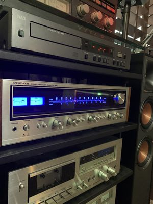 Vintage Pioneer SX-636 stereo receiver for Sale in Gilbert, AZ