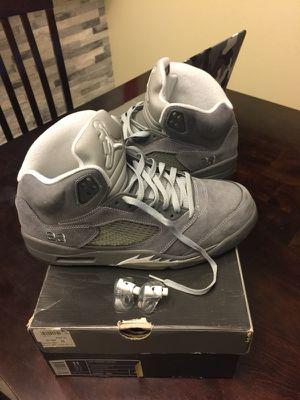 "Nike Air Jordan Retro 5 ""Wolf Grey"" for Sale in Los Angeles, CA"