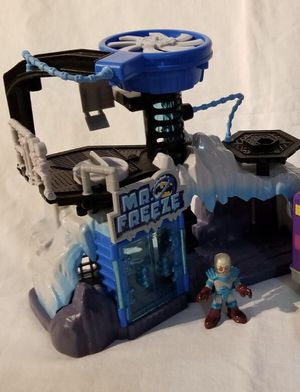 Imaginext Mr. Freeze Playset for Sale in Hialeah, FL
