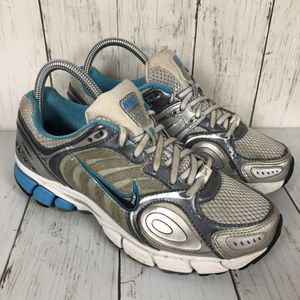Nike Zoom Vomero 3 Grey Blue Running Shoes for Sale in Elk Grove Village, IL