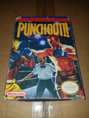 Punch out NES for Sale in Portland, OR