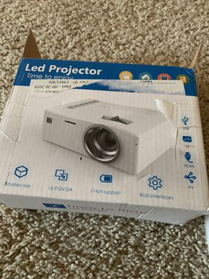 Mini projector for Sale in San Jose, CA