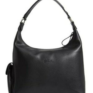 "LONGCHAMP LEATHER HOBO BAG ""LeFoulonné"" for Sale in Tempe, AZ"