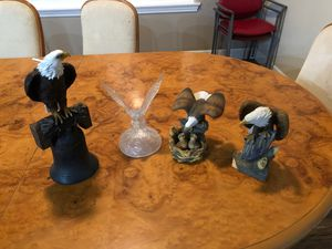 Various Eagle statues for Sale in Winter Haven, FL